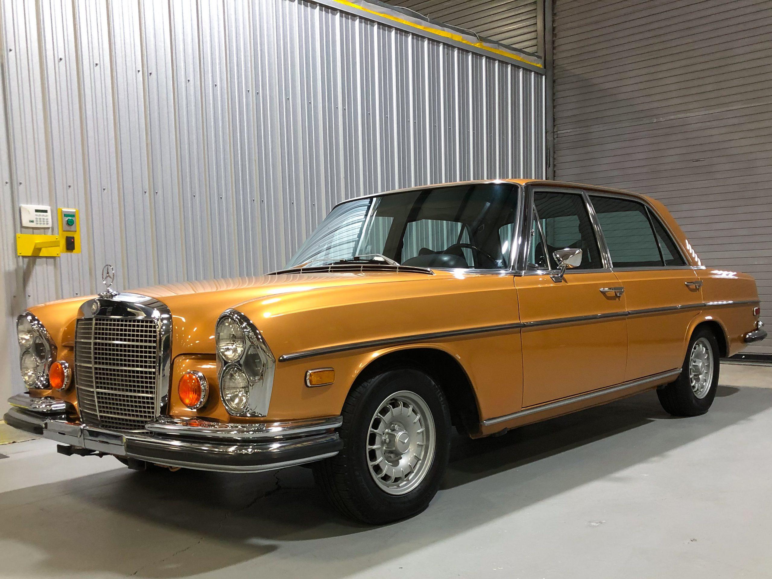 1973 Mercedes-Benz 300SEL