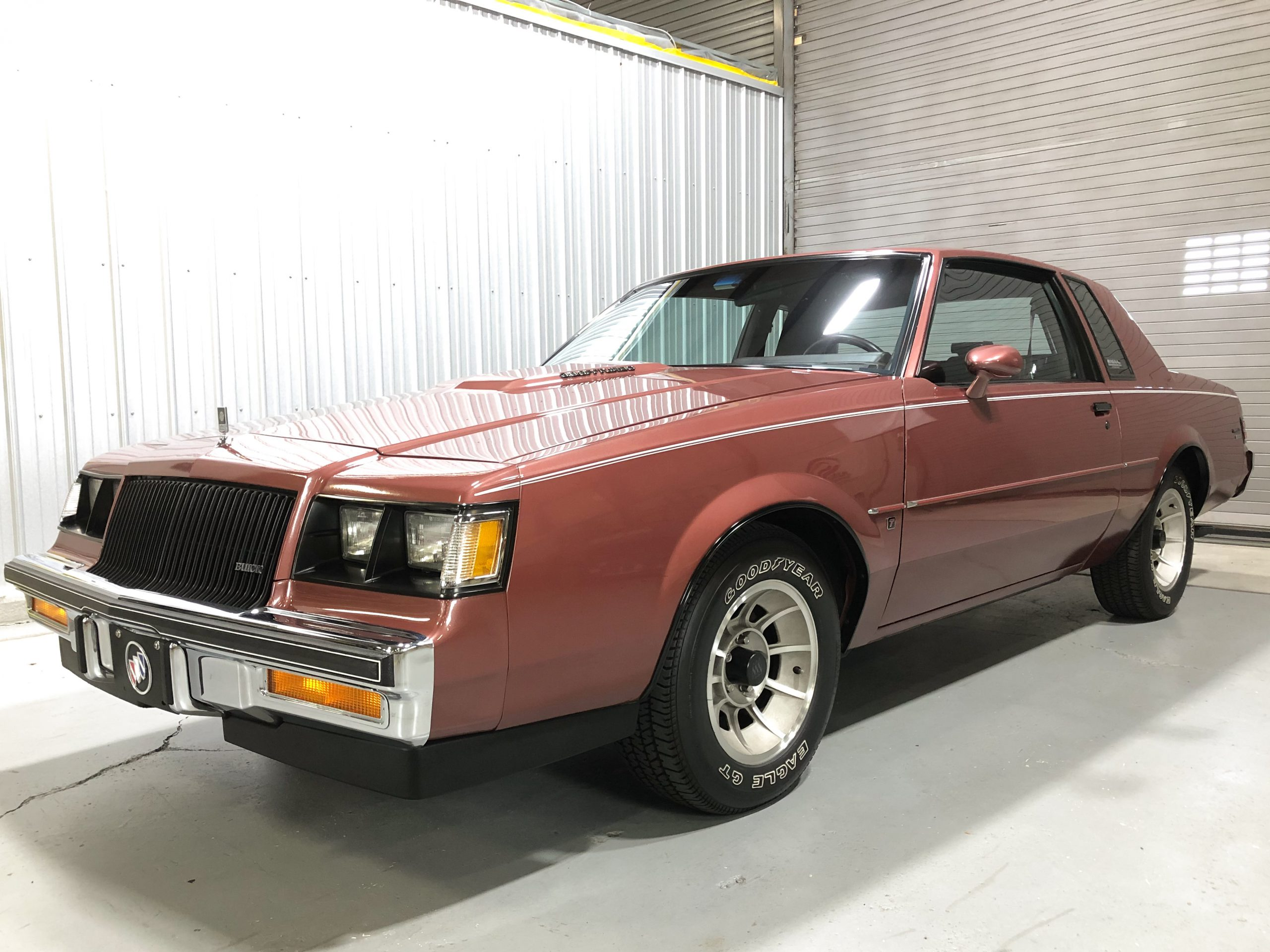 1987 Buick Regal Turbo Limited T