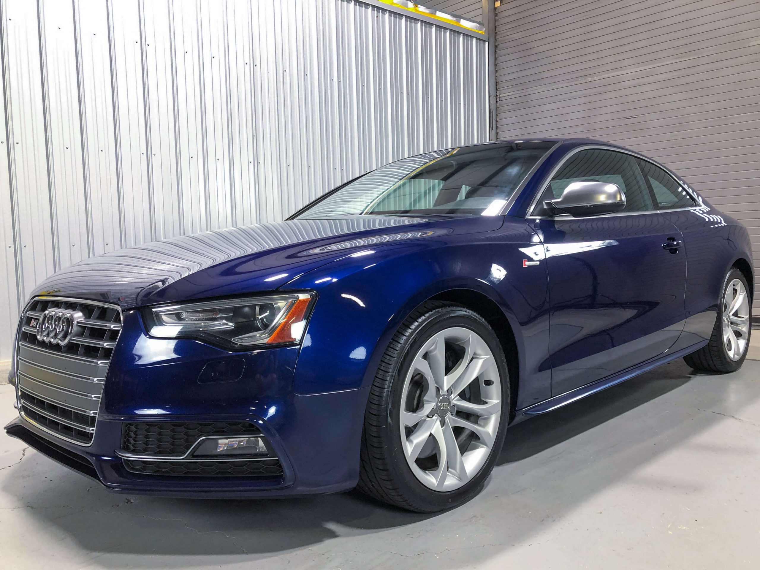Audi S5 - West Chester, PA - Sold at Kasser Motor Group