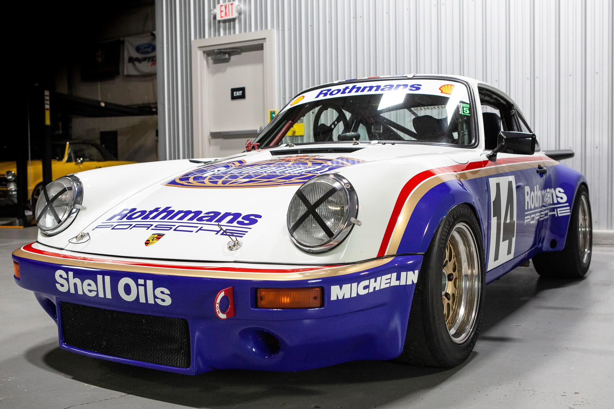 1984 Porsche Carrera 911 M491